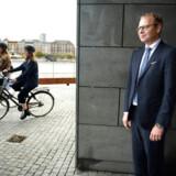 Nykredit-topchef Michael Rasmussen vil nu også begynde at uddele rabatter til bankkunderne i finanskoncernen.