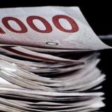 Danske virksomheder betalte i alt 72 mia. kr. i selskabsskat i 2017.