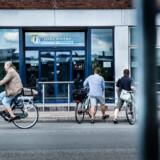 Jobcentret i Skelbækgade, København V.