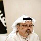 Den saudiske journalist Jamal Khashoggi blev dræbt efter et besøg på det saudiske konsulat i Istanbul i oktober.