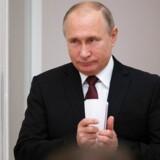 Arkivfoto. Et selskab med tråde til kredsen omkring den russiske præsident, Vladimir Putin, har overført store millionbeløb gennem Nordeas filial på Vesterbrogade i København.