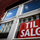 Priserne på ejerlejligheder er faldet i årets tredje kvartal, viser nye tal fra Finans Danmark.