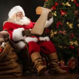 Julemanden har nogle forklartingsproblemer, både hvad angår hans CO2-udlsip og hans ansattes arbejdsforhold.