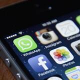 Der vanker en stor ekstraregning til Telia for at have solgt iPhone-telefoner. Arkivfoto: Andrew Gombert, EPA/Scanpix