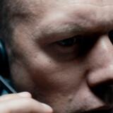 Jacob cedergren har den altdominerende hovedrolle i »Den Skyldige«.