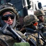 I efteråret 2018 afholdt NATO den store øvelse Trident Juncture i Nordnorge - ikke langt fra grænsen til Rusland. De 25 år fra den kolde krigs afslutning til annekteringen af Krim ligner efterhånden en venlig parentes i verdenshistorien, skriver Henrik Breitenbauch.