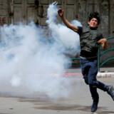 Hebron, syd for Jerusalem, har i mange år været et brændpunkt på Vestbredden og rystes ofte af sammenstød mellem israelske og palæstinensere. Israel begår systematiske overgreb i Hebron, hedder det i ny rapport fra den internationale civile observationsstyrke TIPH. Mussa Issa Qawasma/Reuters