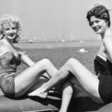Foto fra Bellevue, 1953. H.G.E. Aue.