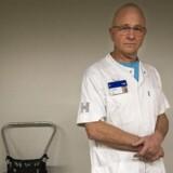 Klaus Børch har været ledende overlæge på børneafdelingen på Hvidovre Hospital i ti år.