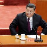 Kinas præsident, Xi Jinping, står i spidsen for et land, der kæmper med aftagende vækst, stigende gæld og en handelskrig med USA.
