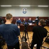 På et pressemøde i Tallinn onsdag oplyste den estiske anklagemyndighed, at 10 personer var blevet anholdt i sagen om hvidvask i Danske Bank.