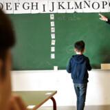 Ny analyse konkluderer, at 3. generationsindvandrerne uddannelsesmæssigt tilsyneladende ikke klarer sig bedre end 2. generation. Men den konklusion er tynd, skriver cheføkonom. Arkivfoto: Niels Ahlmann Olesen/Ritzau Scanpix