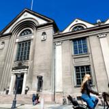 Arkivfoto af Københavns Universitet. Debatmødet torsdag blev afholdt på Samfundsvidenskabeligt Fakultet.