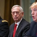 »Du har ret til en forsvarsminister med synspunkter, der er mere på linje med dine,« skrev James Mattis i sit opsigelsesbrev til USAs præsident, Donald Trump.