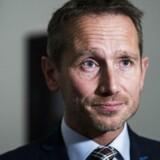 Finansminister Kristian Jensen (V).