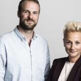 Anders Laustsen fra firmaet Famly er første gæst hos Ane Cortzen i den nye podcast-serie »Succes Kriteriet« fra Berlingske Business.
