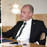 Forsvarsminister Peter Christensen har haft nok at se til, efter hans spørgelystne kolleger har sendt i alt 67 spørgsmål af sted til ham i forbindelse med, at Danmark sender specialstyrker og kampfly til Syrien og Irak.