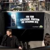 Arlas omdiskuterede oplysningskampagne bruger ligesom kocnernens spareprogram ordet »Calcium«