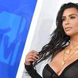 ARKIVFOTO: Kim Kardashian under MTV Awards 2016.