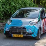 Israelske Phinergy har testet et nyt batteri, der kan sikre en elbil over 1.700 km kørsel på én opladning.