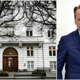 ARKIVFOTO: Fra venstre; Probana Business Schools kontorer på Sankt Annæ Plads 13 i København og Peter Sonne Joensen, direktør i Probana.