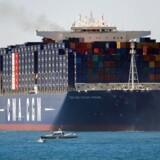 I næste uge er det franske containerrederi CMA CGM klar til at sætte sit første containerskib i megastørrelsen ind på ruten mellem Asien og Nordeuropa.