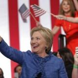 Hillary Clinton har direkte kurs mod at blive Demokraternes bud på USA's næste præsident.