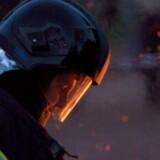 En større brand raserede natten til onsdag en beboelsesejendom i Grenaa. En 27-årig mand mistænkes for at have påsat branden. Free/Colourbox/arkiv