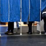 ARKIVFOTO Kommunalvalg 2009- - Se RB 17/11 2013 22.14. Der er manglende fodslag mellem kandidaterne til tirsdagens kommunalvalg og vælgerne, viser ny undersøgelse. (Foto: Casper Christoffersen/Scanpix 2013)