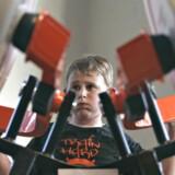 Arkivfoto: Fitness bølgen rammer også børnene. Her CCS Training Center i Odense.