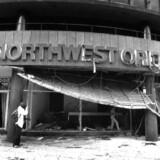 Den 22. juli 1985 blev flyselskabet Northwest Orient Airlines kontor i København bombesprængt. Terroren var tilbage i Danmark.