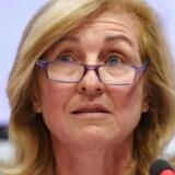 De europæiske datatilsyn er slet ikke blevet taget i ed forud for EUs og USAs nye dataudvekslingsaftale, som Isabelle Falque-Pierrotin - direktør for det franske datatilsyn og talsmand for alle 28 EU-landes datatilsyn - nu kræver udleveret til grundig granskning. Foto: Emmanuel Dunand, AFP/Scanpix