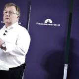 Finansminister Claus Hjort Frederiksen. (Foto: Mathias Løvgreen Bojesen/Scanpix 2016)