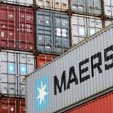 Arkivfoto. Maersk Line, der er rederiet under Mærsk-koncernen, har fået de sydafrikanske myndigheders velsignelse til at overtage det tyske rederi Hamburg Süd.