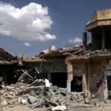Flere dele af Mosul er blevet helt uigenkendelige.