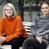 Ellen Støkken Dahl og Nina Brochmann har sammen skrevet den populærvidenskabelig bog »Glæden med skeden«, der især henvender sig til store piger og unge kvinder.