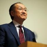 Verdensbankens præsident, Jim Yong Kim.1. oktober, 2015. REUTERS/Carlos Barria