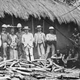Dengang, hvor der ifølge en amerikansk professor var styr på sagerne i Afrika. Men hans påstand blev ikke afgjort ved en akademisk diskussion, men ved trusler om vold. Foto: Wikimedia Commons.