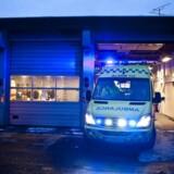 En 80-årig kvinde har mistet livet ved en ulykke i Vejle. Genrefoto: Anders Debel Hansen