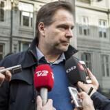 Senior anklager Jan Henrik Hansen fotograferet i forbindelse med dommen i Parken-sagen.