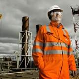 Arkivfoto: »Der er ekstremt høje temperaturer og ekstremt højt tryk,« fortæller tidligere direktør for DONG Olie & Gas Søren Gath Hansen om Svane-feltet.