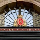 De sigtede i sagen om bestikkelse af offentligt ansatte har blandt andet arbejdet for Rigspolitiet og DSB. (Foto: Torben Christensen/Scanpix 2016)