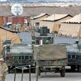 USA har drevet Camp Lemonier i Cjiboui siden terrorangrebene 11. september 2001. Nu får de amerikanske militærfolk kinesere som deres nærmeste naboer. Foto: Pedro Ugarte/AFP