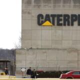 Arkivfoto. De amerikanske myndigheder har fundet et hul i det multinationale selskab Caterpillars regnskaber. Der er angiveligt tale om skattesvindel for milliarder.