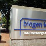 Arkivfoto. Selskabet Foward Pharma vil få udbetalt ni milliarder kroner fra biotekgiganten Biogen.