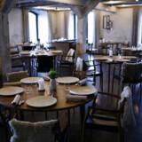 Restaurant Noma, som den så ud i 2009. Foto: Reuter/Christian Charisius