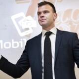 I dag lanceres et stort projekt på MobilePay-fronten. Her Mark Wraa-Hansen, chef for MobilePay.