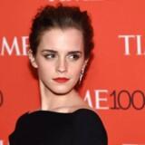 Kendisser som Harry Potter-skuespilleren Emma Watson dropper i stigende grad de nedringede kjoler på den røde løber. Foto: Timothy A. Clary