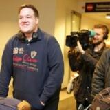 Malthe Thomsen, der har siddet fængslet i USA, da han vendte hjem.