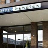 Pensionsselskabet Danica på Parallelvej i Lyngby.